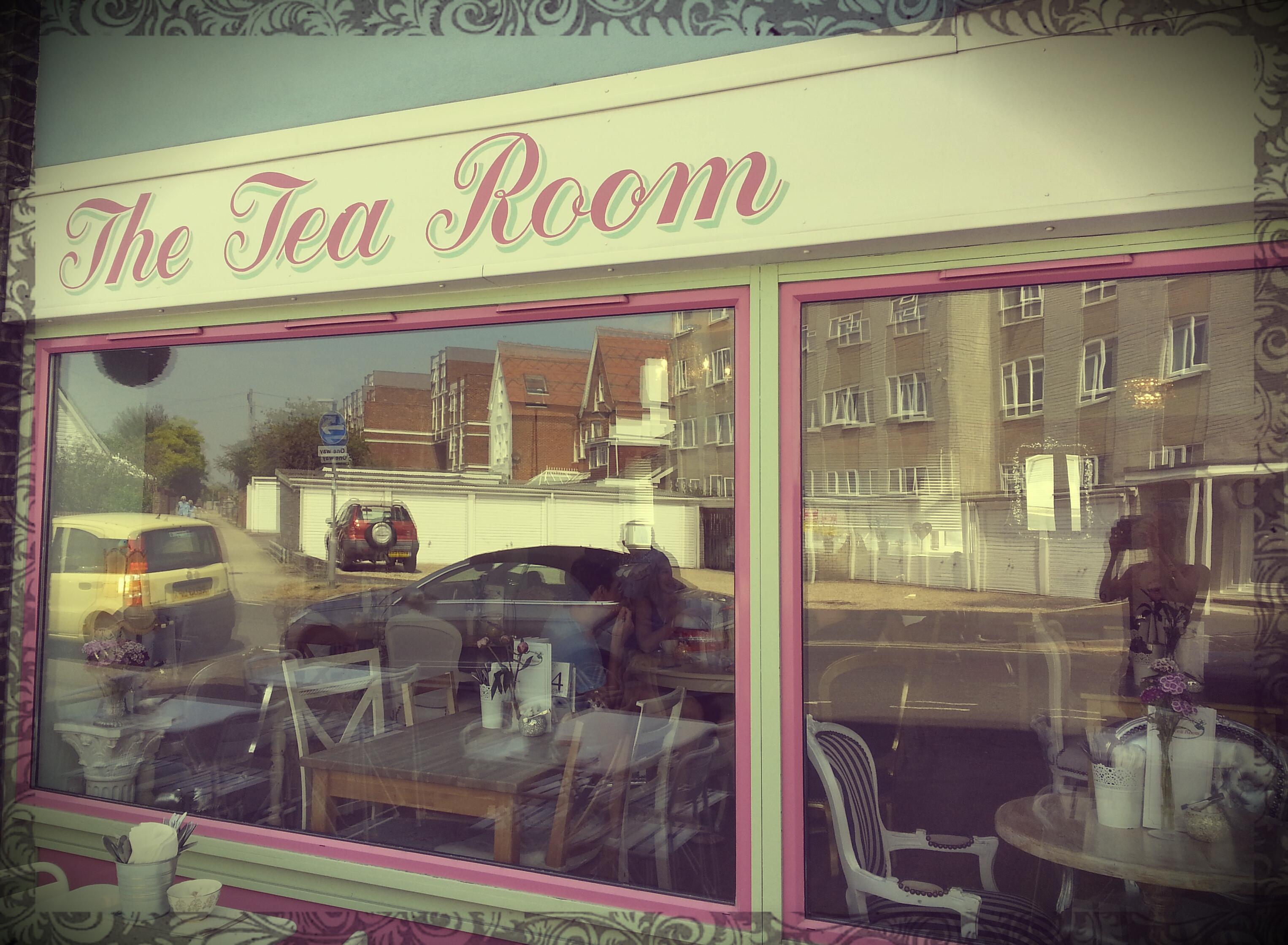 The Tea Room Lee On Solent